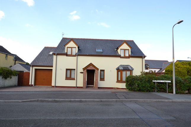 4 bed detached house for sale in Orchard Gardens, Pembroke
