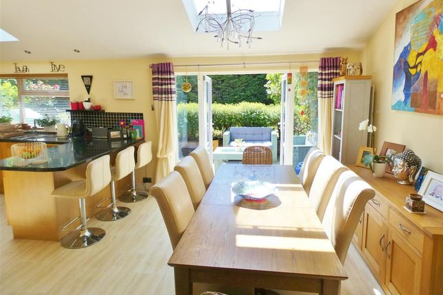 Dining Area of Burrow Down Close, Eastbourne BN20