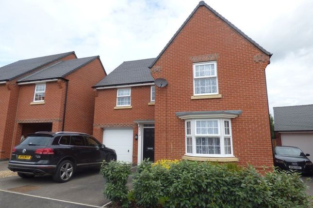 Thumbnail Detached house to rent in Crick Wharf, West Haddon Road, Crick, Northampton