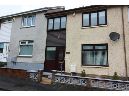 3 bed terraced house to rent in Swintons Place, Cowdenbeath KY4