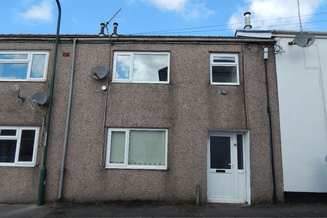 Thumbnail Terraced house to rent in Gladstone Street, Brynmawr, Ebbw Vale