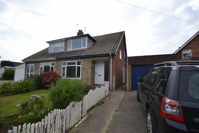 Thumbnail Semi-detached house to rent in Ranby Drive, Hornsea