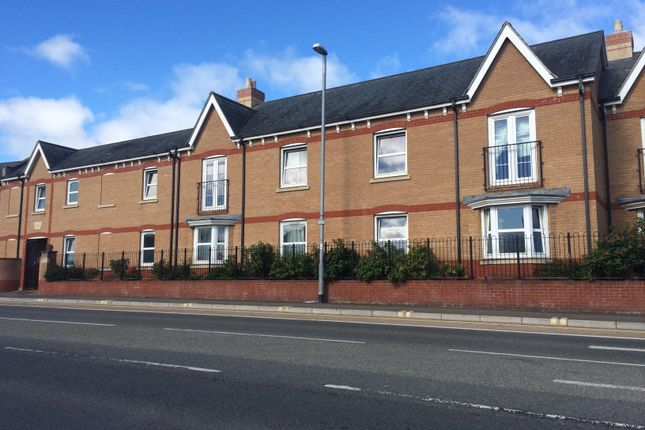 Thumbnail Flat to rent in Standish Court, Taunton