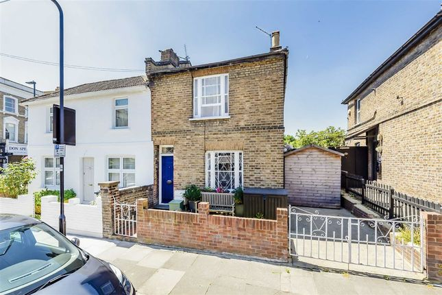 Thumbnail Semi-detached house for sale in Myrtle Road, London