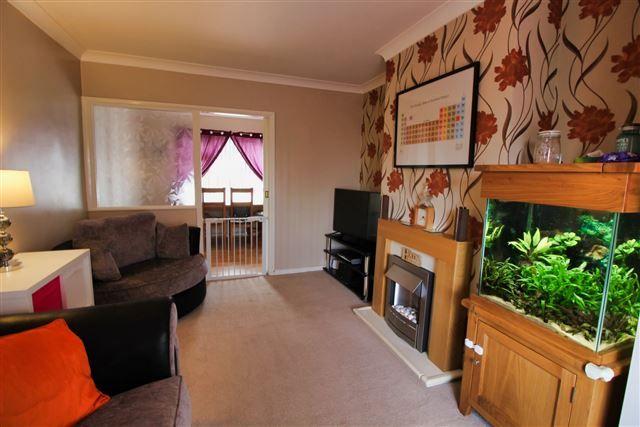 Lounge of Tithe Barn Avenue, Sheffield S13