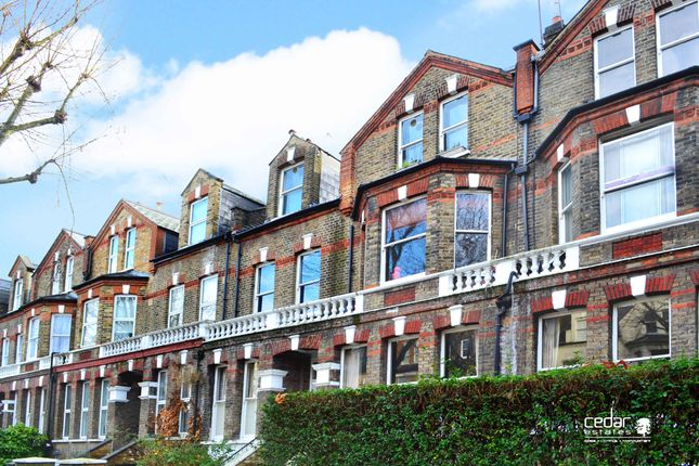 Thumbnail Terraced house to rent in Brondesbury Villas, Queens Park