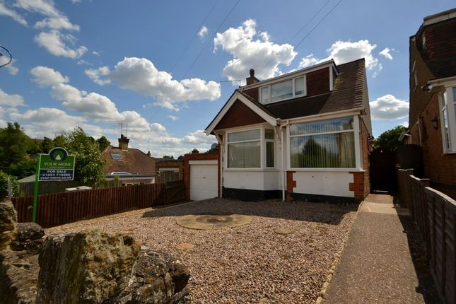 Thumbnail Bungalow for sale in Knights Lane, Kingsthorpe Village, Northampton