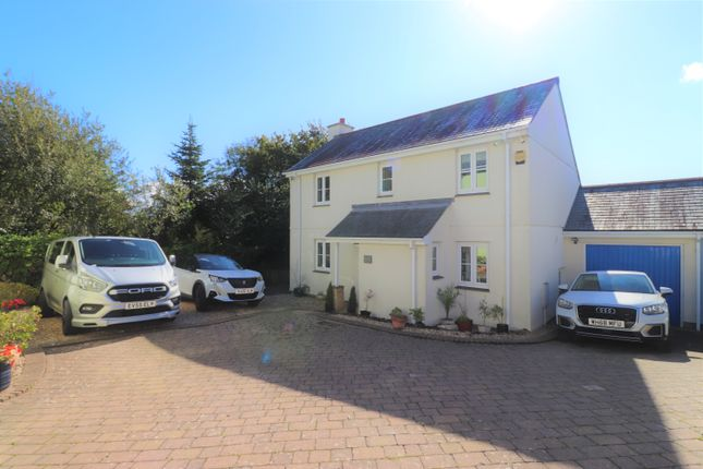 Thumbnail Detached house for sale in Blindwell Hill, Millbrook, Cornwall