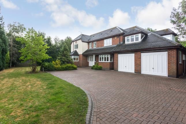 Thumbnail Detached house for sale in Woodlands, Darras Hall, Ponteland, Northumberland