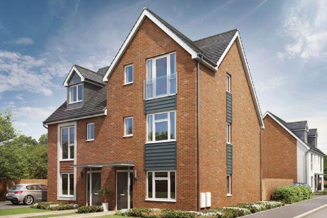 Thumbnail Semi-detached house for sale in Langford Mills, Norton Fitzwarren, Taunton