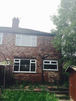 Semi-detached house to rent in Marton Grove, Stockport