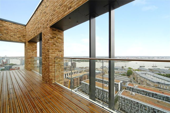 Thumbnail Flat to rent in Compton House, 7 Victory Parade, Plumstead Road, London