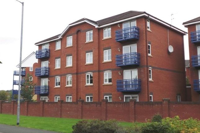 Thumbnail 2 bed flat for sale in Mountbatten Close, Ashton-On-Ribble, Preston