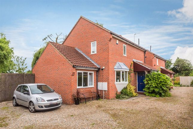 Thumbnail Detached house for sale in The Willows, Abbey Street, York