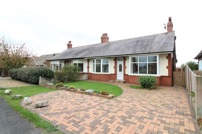 Thumbnail Bungalow to rent in Beach Road, Preesall