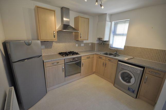 Thumbnail Flat to rent in Ferncroft Walk, Chellaston, Derby