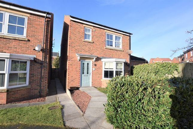 3 bed detached house for sale in Tyelaw Meadows, Shilbottle, Alnwick NE66