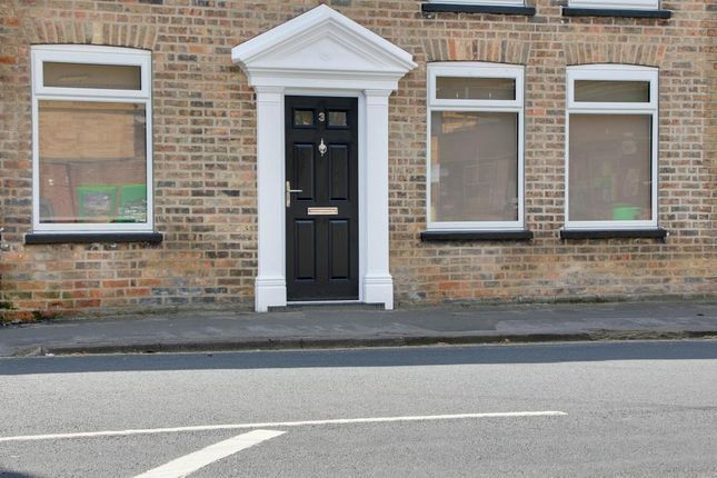 Thumbnail Terraced house to rent in Barmby Road, Pocklington, York