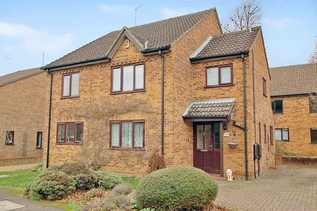 Thumbnail Detached house for sale in Kestrel Close, Weston Favell Village, Northampton