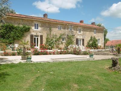 Commercial property for sale in St-Martin-Des-Fontaines, Vendée, France