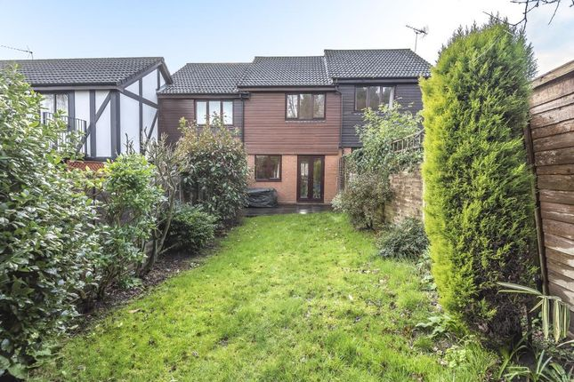 Garden View of Burton Close, Windlesham GU20