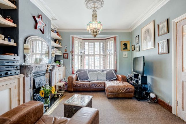 Thumbnail Terraced house for sale in Lorne Road, Brighton