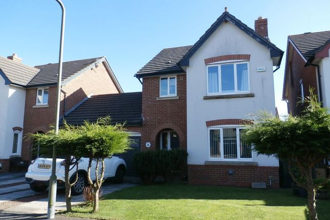 Thumbnail Detached house for sale in Robsons Way, Amble, Morpeth
