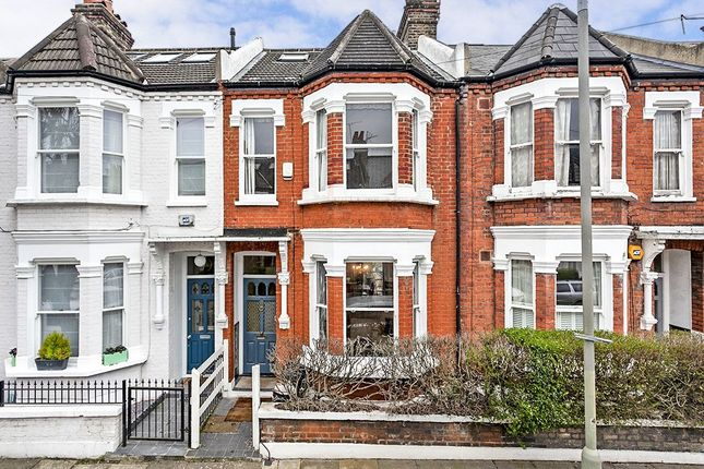 Thumbnail Property to rent in Tregarvon Road, London