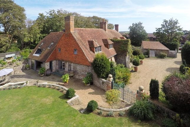 Thumbnail Detached house for sale in Belgrave Road, East Blatchington, Seaford, East Sussex