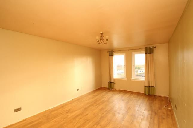 Living Room of Second Avenue, Clydebank, Glasgow, West Dunbartonshire G81