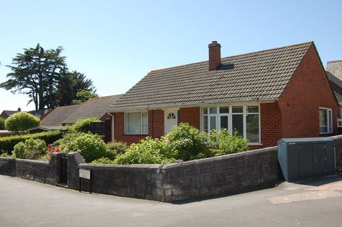 "Thumbnail Detached bungalow to rent in ""Fonthill Cross"", Matford Lane, St Leonards, Exeter, Devon"
