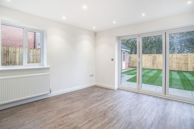 Thumbnail Detached house for sale in Poplar Green, Willerby, Hull