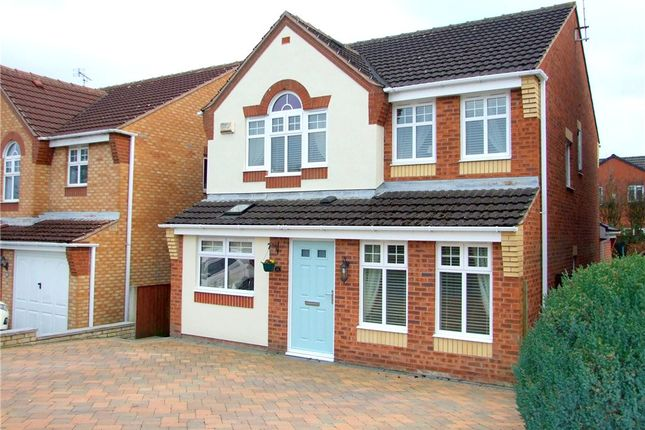 Thumbnail Detached house for sale in Rangewood Road, South Normanton, Alfreton