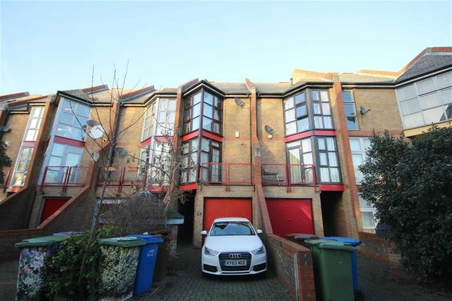 Thumbnail Property to rent in Holyoake Court, Bryan Road, London