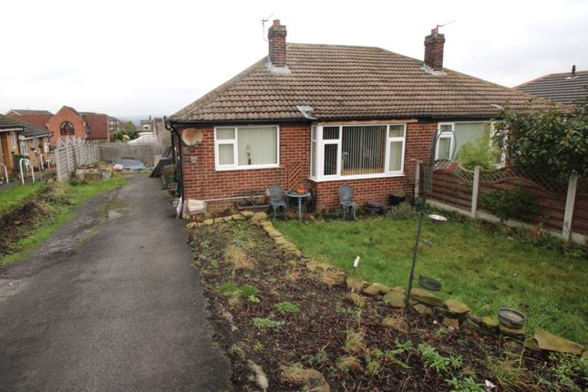 Thumbnail Bungalow for sale in Norristhorpe Lane, Liversedge, West Yorkshire