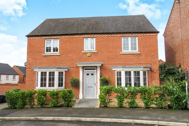 Thumbnail Detached house for sale in Pippin Close, Selston, Nottingham
