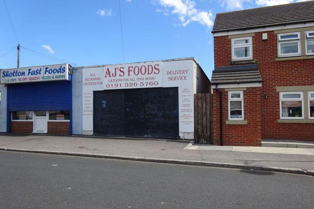 Thumbnail Retail premises to let in Potto Street, Shotton Colliery, Durham