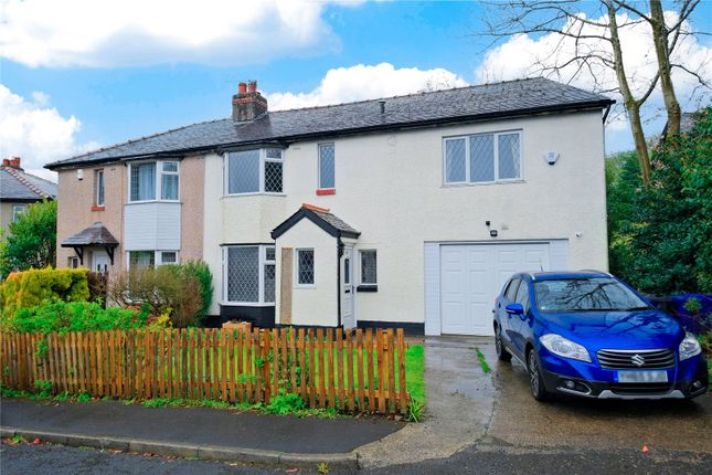 Thumbnail Semi-detached house for sale in Rose Avenue, Burnley