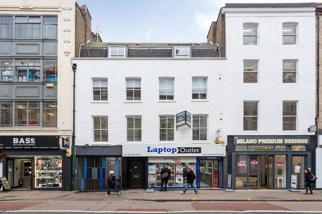Thumbnail Flat for sale in Tottenham Court Road, London