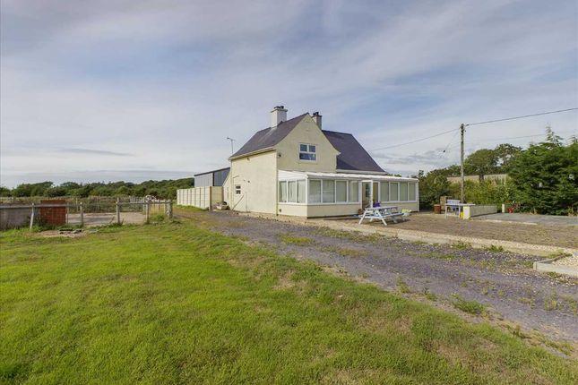 Thumbnail Detached house for sale in Dwyran, Llanfairpwllgwyngyll