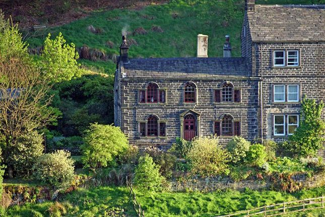 Thumbnail Semi-detached house for sale in Haugh Road, Todmorden