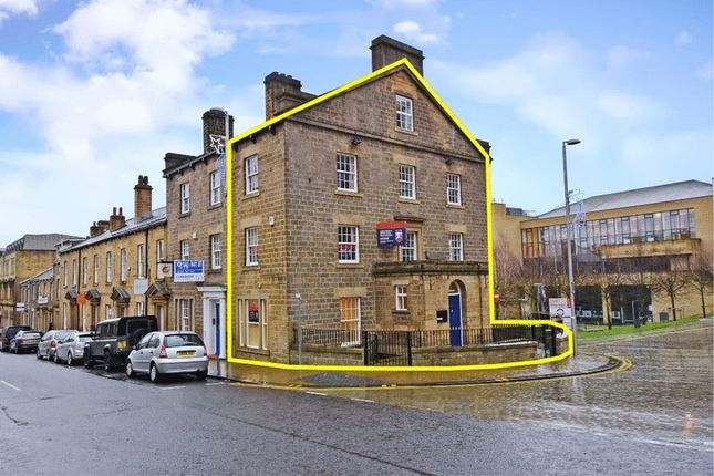 Office to let in Regent Street, Barnsley
