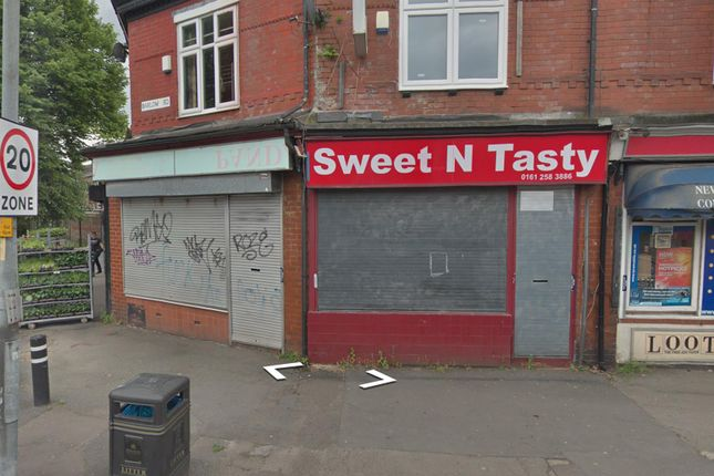 Thumbnail Commercial property for sale in Barlow Road, Levenshulme, Manchester