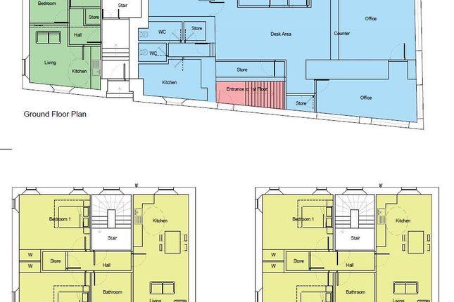 Thumbnail Land for sale in Residential Development Opportunity, 3 Castle Street, Kirkwall
