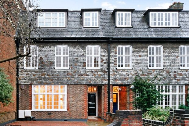 Thumbnail Property to rent in Burnsall Street, Chelsea