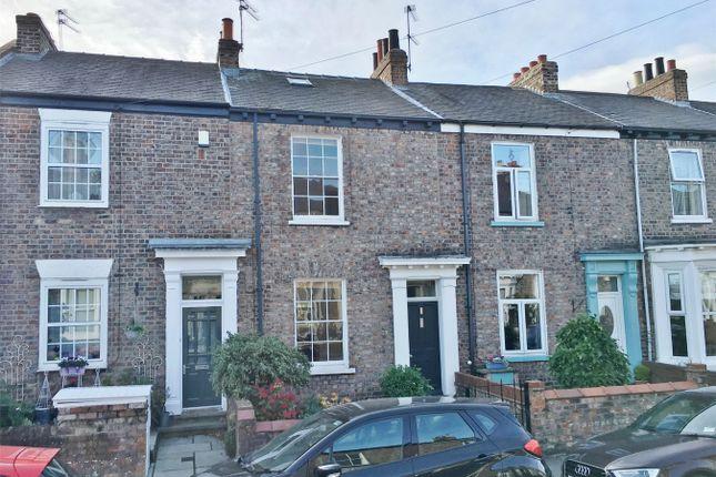 Thumbnail Terraced house to rent in Darnborough Street, York