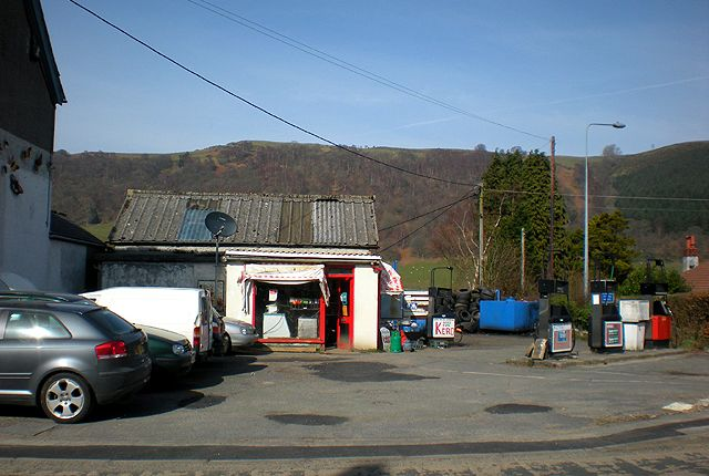 Thumbnail Retail premises for sale in Carrog, Nr Corwen