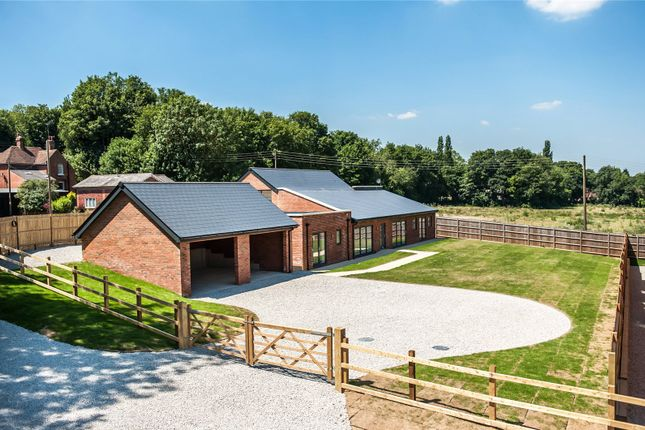 Thumbnail Detached house for sale in Darland Farm Yard, Pear Tree Lane, Gillingham, Kent