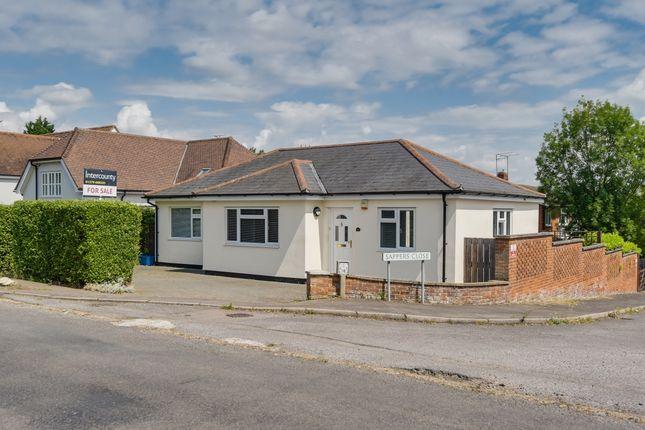 Thumbnail Bungalow for sale in Forebury Avenue, Sawbridgeworth