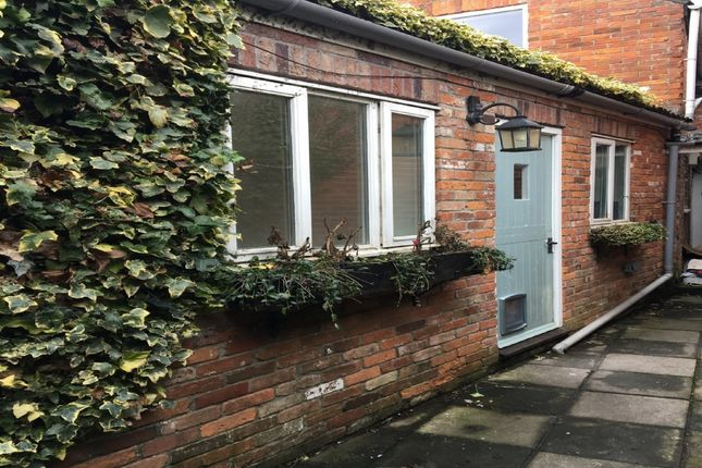 Thumbnail Bungalow to rent in Manor House Gardens, Northload Street, Glastonbury